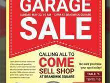 38 Customize Our Free Garage Sale Flyer Template PSD File with Garage Sale Flyer Template