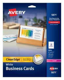 38 Format Avery 2 Sided Business Card Template PSD File by Avery 2 Sided Business Card Template
