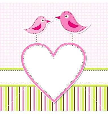 38 Format Heart Card Templates Greeting for Heart Card Templates Greeting