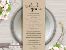 38 Format Heart Thank You Card Template for Ms Word with Heart Thank You Card Template