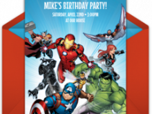 38 Format Marvel Birthday Card Template Layouts for Marvel Birthday Card Template