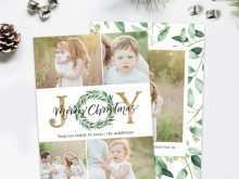 38 Free Printable 5 X 7 Christmas Card Template Download with 5 X 7 Christmas Card Template