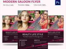 38 Free Printable Beauty Salon Flyer Templates Free Download for Beauty Salon Flyer Templates Free