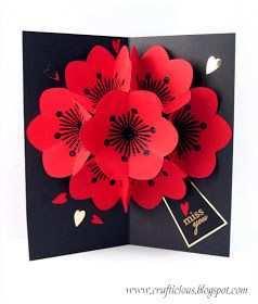 38 Online Flower Valentine Card Templates in Word for Flower Valentine Card Templates