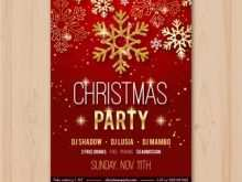 38 Standard Christmas Party Flyer Templates Formating by Christmas Party Flyer Templates