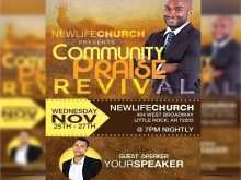 Youth Revival Flyer Template