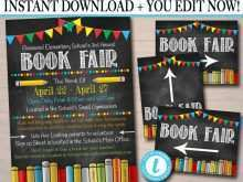 38 Visiting Book Fair Flyer Template Download with Book Fair Flyer Template