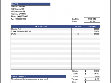 39 Adding Blank Invoice Template For Mac Now with Blank Invoice Template For Mac