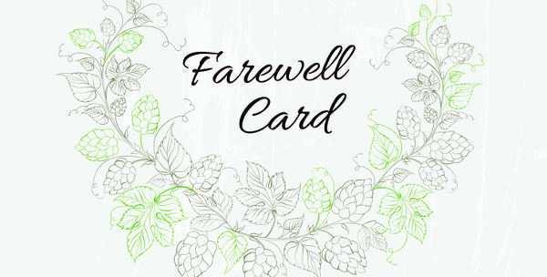 39 Best Farewell Invitation Card Template Free Layouts with Farewell Invitation Card Template Free