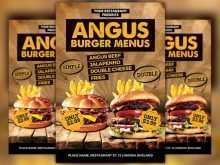39 Customize Our Free Burger Flyer Template Now by Burger Flyer Template