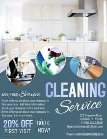 39 Customize Our Free Cleaning Service Flyer Template Layouts with Cleaning Service Flyer Template