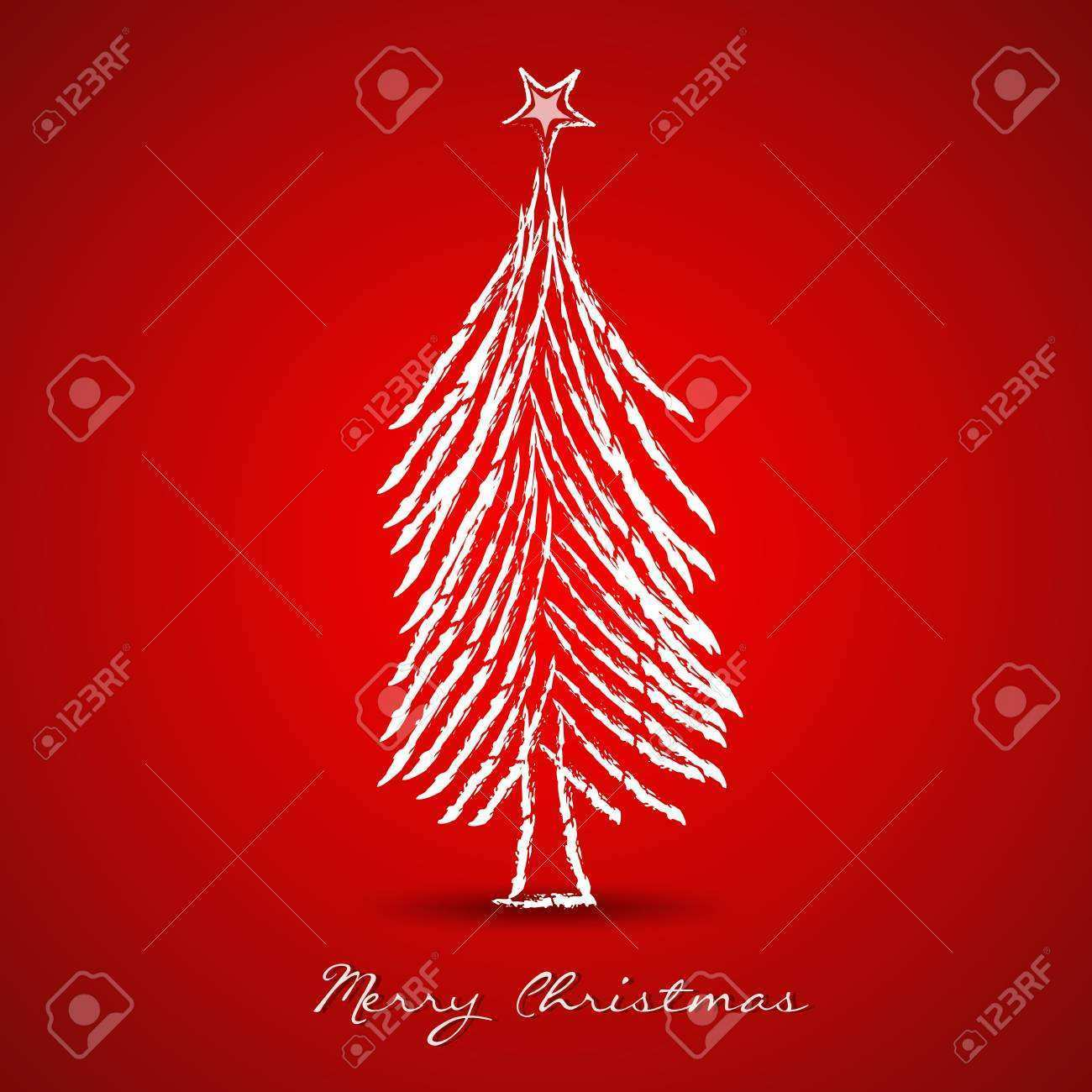 39 Free Christmas Card Layout Vector Templates with Christmas Card Layout Vector
