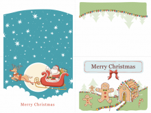 39 Free Printable Christmas Card Template In Word by Christmas Card Template In Word