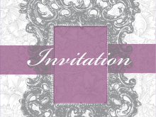39 Free Printable Farewell Invitation Card Template Free Formating by Farewell Invitation Card Template Free