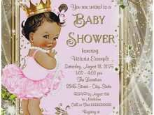 39 Online Baby Shower Flyers Free Templates for Ms Word with Baby Shower Flyers Free Templates