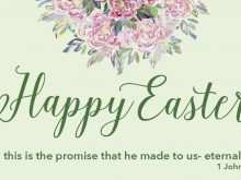 39 Printable Christian Easter Card Templates in Photoshop with Christian Easter Card Templates