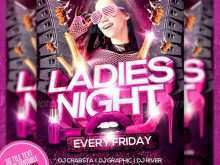 39 Printable Ladies Night Flyer Template Free Layouts with Ladies Night Flyer Template Free