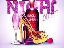 39 Printable Ladies Night Flyer Template Free Templates with Ladies Night Flyer Template Free