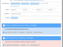 39 Printable Meeting Agenda Template For Outlook Maker by Meeting Agenda Template For Outlook