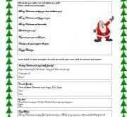 39 Report Christmas Card Template Esl Formating for Christmas Card Template Esl
