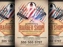 39 Standard Barber Shop Flyer Template Free in Word by Barber Shop Flyer Template Free