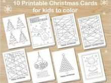 39 Standard Christmas Card Craft Templates Layouts with Christmas Card Craft Templates
