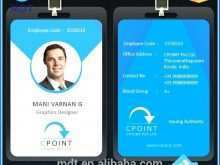 39 Standard Id Card Template For Publisher With Stunning Design for Id Card Template For Publisher