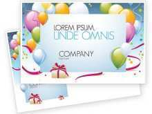39 The Best Birthday Card Layout Word in Word for Birthday Card Layout Word