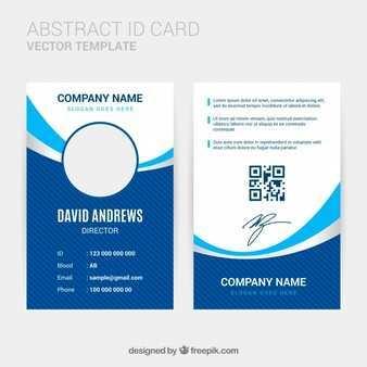 39 Visiting Download Template Id Card Gratis in Word with Download Template Id Card Gratis