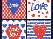 39 Visiting Heart Card Templates Word for Ms Word by Heart Card Templates Word