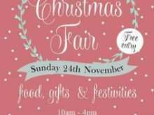 40 Best Christmas Fair Flyer Template PSD File for Christmas Fair Flyer Template