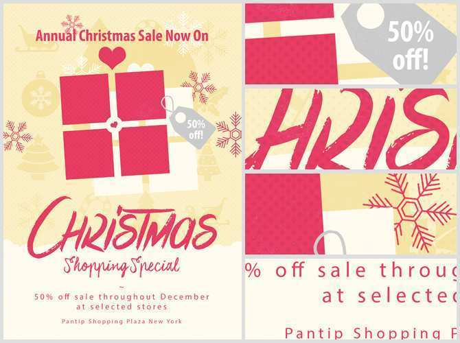40 Best Christmas Sale Flyer Template in Word by Christmas Sale Flyer Template