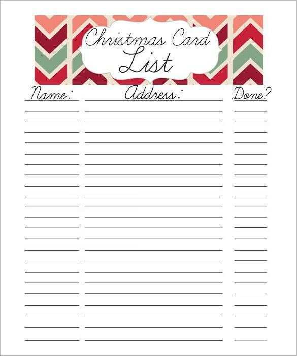 40 Blank Christmas Card Template Doc Layouts by Christmas Card Template Doc