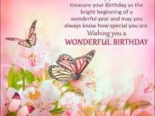 40 Create Birthday Card Message Templates Maker by Birthday Card Message Templates