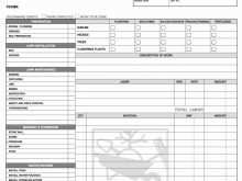 Landscaping Invoice Samples