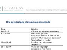 40 Creative Business Retreat Agenda Template With Stunning Design with Business Retreat Agenda Template