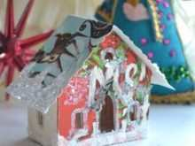 40 Customize Our Free Christmas Card House Template Download for Christmas Card House Template