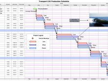 40 Format Production Schedule Template Free in Word with Production Schedule Template Free