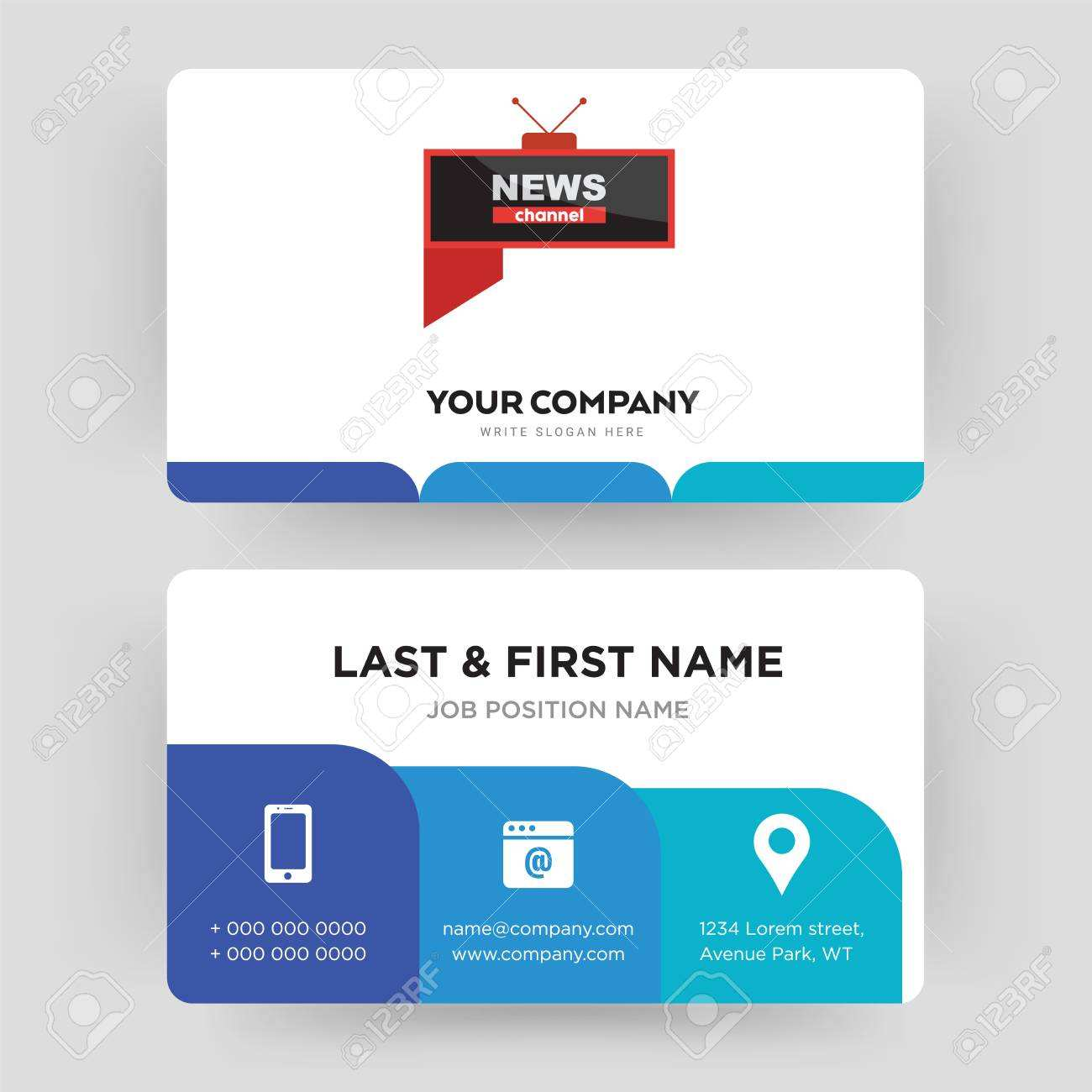 40 Free Card News Template Download by Card News Template