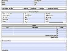 40 Free Printable Computer Repair Service Invoice Template for Ms Word with Computer Repair Service Invoice Template