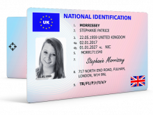 Nhs Id Card Template