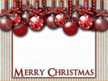 40 How To Create Christmas Card Template In Word PSD File with Christmas Card Template In Word