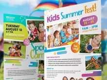 Camp Flyer Template Microsoft Word