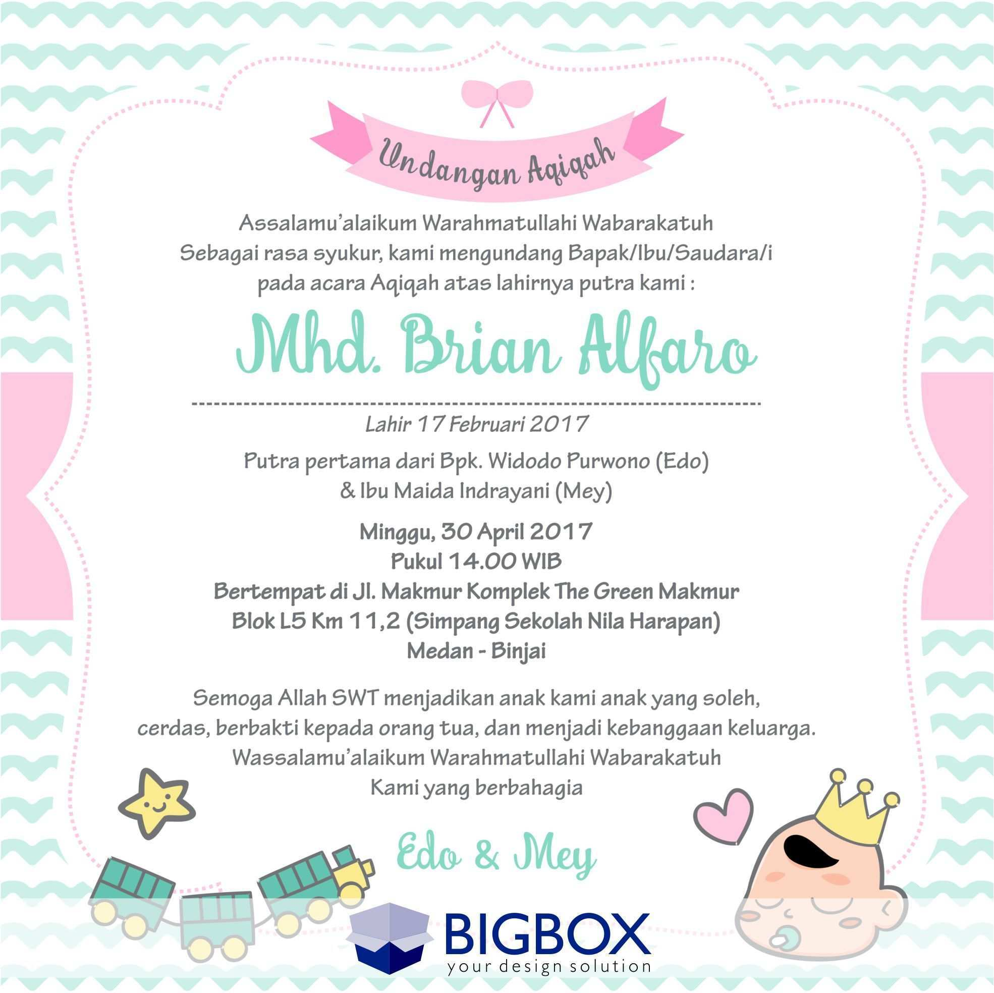 Download Template Undangan Aqiqah Photoshop - kartu ucapan ...