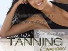40 Printable Tanning Flyer Templates Maker with Tanning Flyer Templates