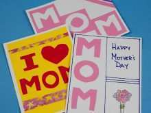 40 Standard Mother S Day Card Templates To Make Photo by Mother S Day Card Templates To Make