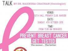 40 The Best Breast Cancer Fundraiser Flyer Templates Photo for Breast Cancer Fundraiser Flyer Templates