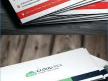 Business Card Template 8 Per Page Word