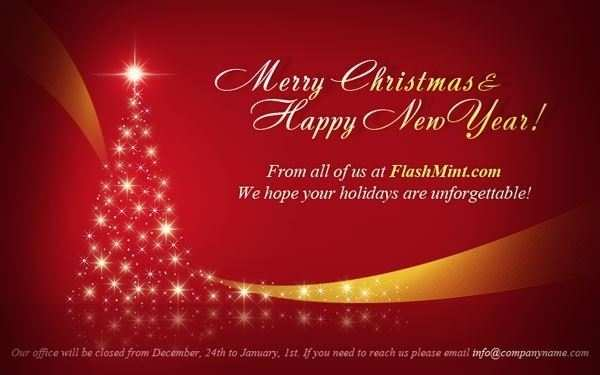 41 Creating Christmas Card Templates For Email Photo for Christmas Card Templates For Email