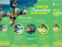 41 Creating Travel Flyer Template Photo for Travel Flyer Template